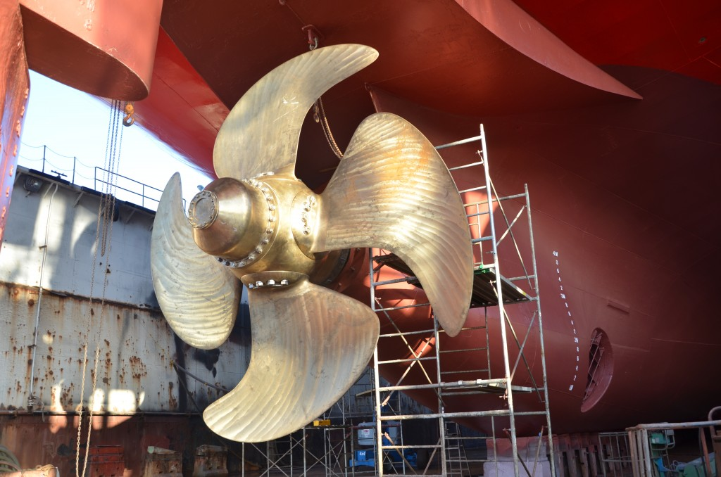 Controllable Pitch Propeller : Supply of cp propeller blades idea marine